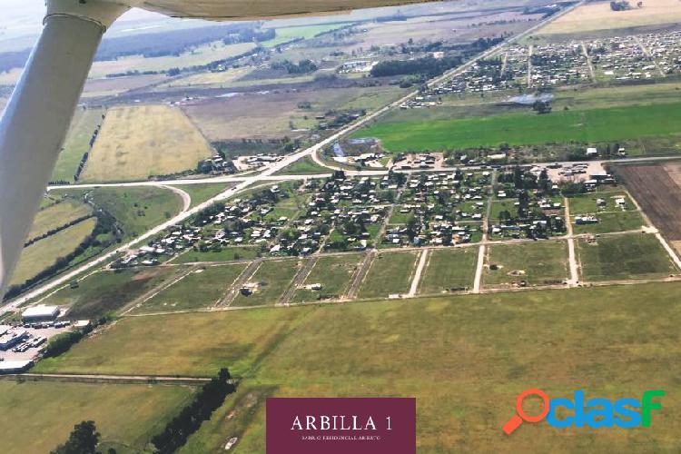 TERRENO EN ARBILLA 1 - ALVEAR - EXCELENTE UBICACION
