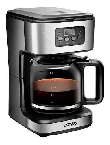 Atma Ca8182 Cafetera Digital Programable 1.8 Litros Timer