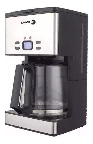 Cafetera Eléctrica Digital Fagor 1,8l Visor Automatica