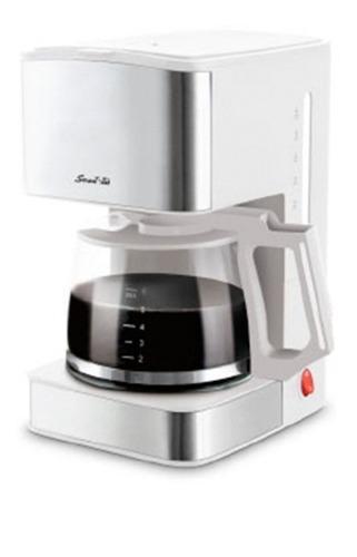 Cafetera Electrica Con Filtro Permanente Smart Tek Cm850