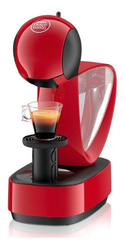Cafetera Moulinex Nescafe Dolce Gusto Infinissima Capsulas
