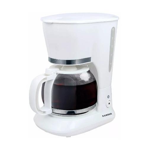 Cafetera Ranser Ca-ra19da Sistema Anti Goteo 1,5l Tio Musa
