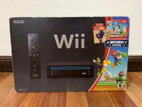 Consola Super Mario Bros. Wii