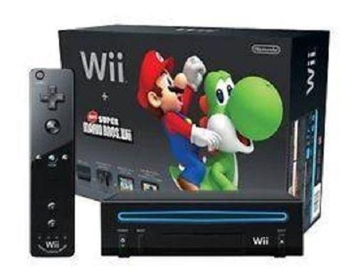 Nintendo Wii Edición Super Mario Bros.wii