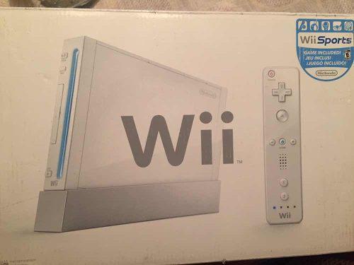 Nintendo Wii Importada De Usa (usada)
