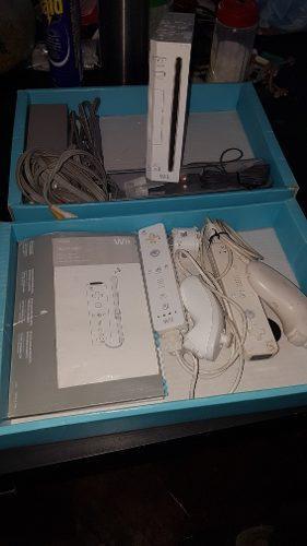 Nintendo Wii Completa Leer