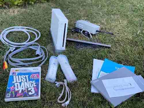 Nintendo Wii En Perfectas Condiciones (leer Descripción