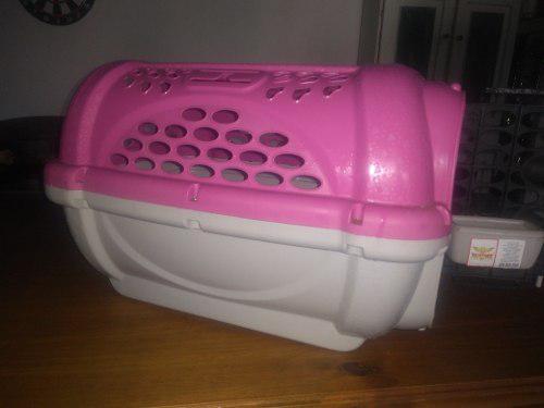 Canil De Transporte Para Perros Y/o Gatos