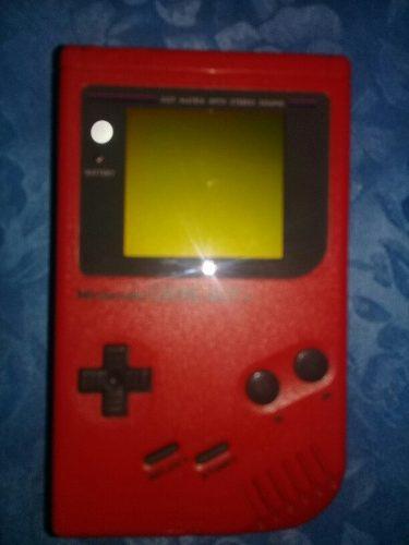 Game Boy Original Clasico-año 1989!!!muy Bueno!!