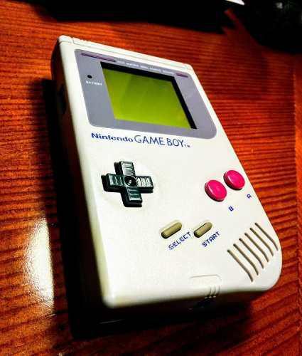 Restauracion De Game Boy