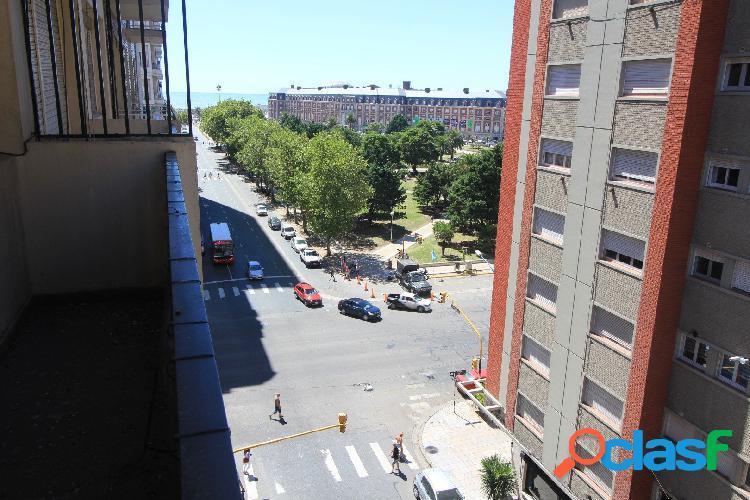 ALQUILER ESTUDIANTES 2020 3 Ambientes con vista a Plaza
