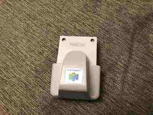 Rumble Pack Nintendo 64 N64