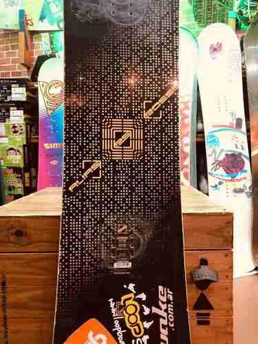 Snowboard Tabla Usada Rossignol Matrix 150 Nieve Frío