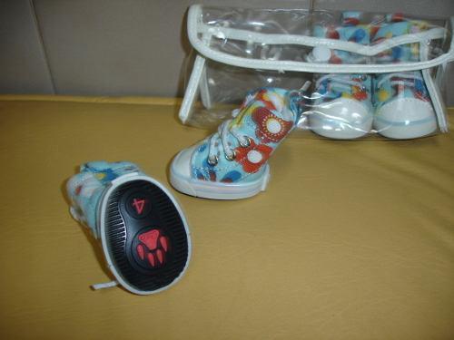 Zapatillas Con Cordones Para Perros Talle 4