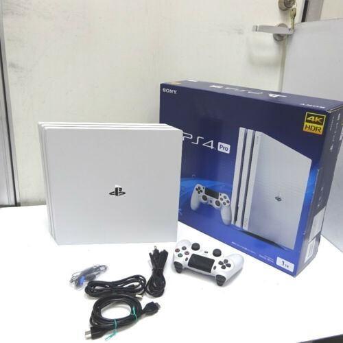 Consola Sony Playstation Ps4 Pro - 1tb 4k Nueva