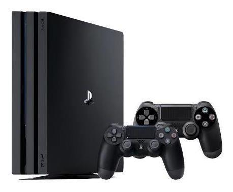 Playstation 4, Ps4, Pro 1tb,4k Sony +2 Joysticks, Oferta