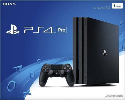 Playstation Ps4 Pro 1tb 4k Hdr Stock Oferta