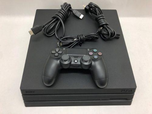 Sony Playstation 4 Pro Ps4 Pro, 1tb, 1 Joystick Cuh-70