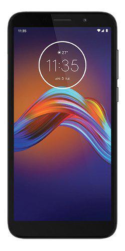 Celular Motorola Moto E6 Play 2/32gb 13mpx Garantía Cuotas
