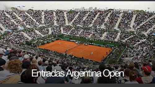 Entrada Buenos Aires Open 2020