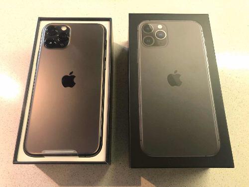 iPhone 11 Pro 64 Gb Prácticamente Nuevo!! Verde Noche