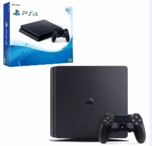 Leer Bien!!! Ps4 Sony Playstation 4 Slim Black