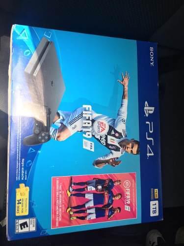 Liquido Ya Sony Ps4 De 1tb Como Nueva En Caja Urgente!!