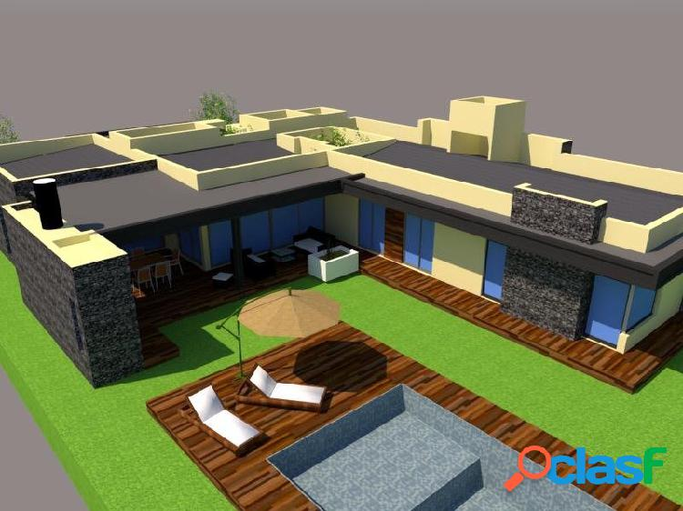 Casa en venta en construcción barrio la cañada