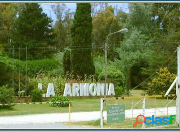 Lote Barrio La Armonia.