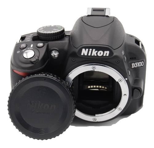 Camara Nikon D3100 Cuerpo Solo - Muy Poco Uso