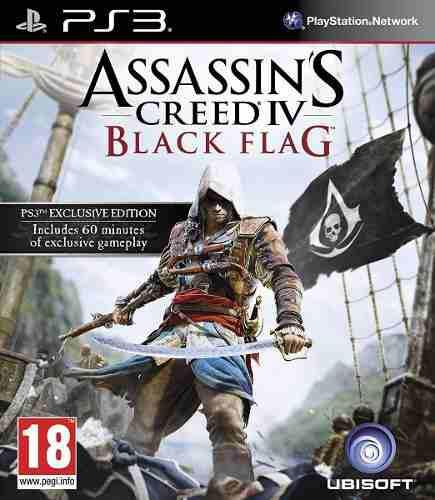 Assassin`s Creed 4: Black Flag Ps3 Digital   Español   Off