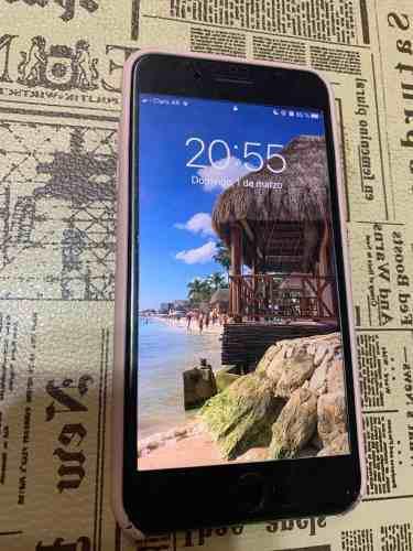 Celular Apple iPhone 8 Plus 64 Gb Gold Batería 83% Liberado