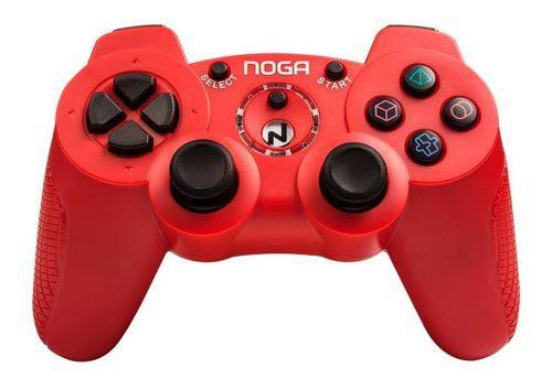 Joystick Gamepad Inalambrico Noga Ng-3093 Pc Ps2 Ps3