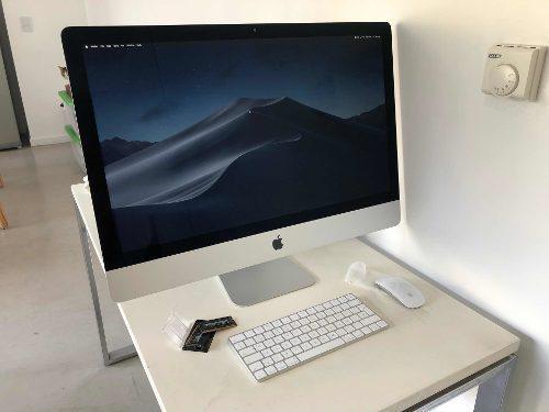 Apple iMac 27 5k I5 16gb 1tb- Como Nueva, Vendo Por Viaje!