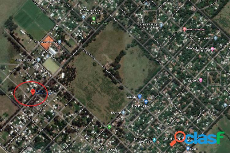 LATORRE PROP. VENDE LOTE DE 732 M2 EN LAS DALIAS - ZONA CLUB
