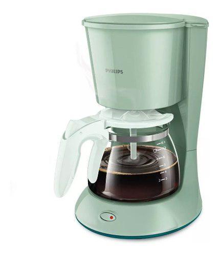 Cafetera Electrica De Filtro Philips Hd7431 Jarra De Vidrio