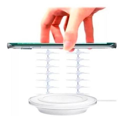 Cargador Inalambrico Qi Celular Samsung iPhone