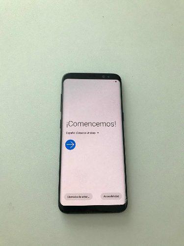 Celular Samsung S8 G950f 64gb Lte Uso Repuesto Claro Cuotas