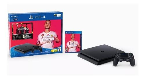 Playstation 4 1tb Fifa 2020 Ps4 Bundle Dualshock 4 Sony