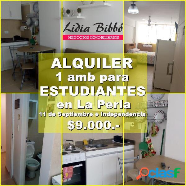 ALQUILER PARA ESTUDIANTES - 1 AMB en LA PERLA