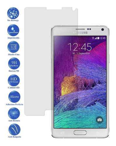 Accesorio Samsung Protector De Pantalla Note 4