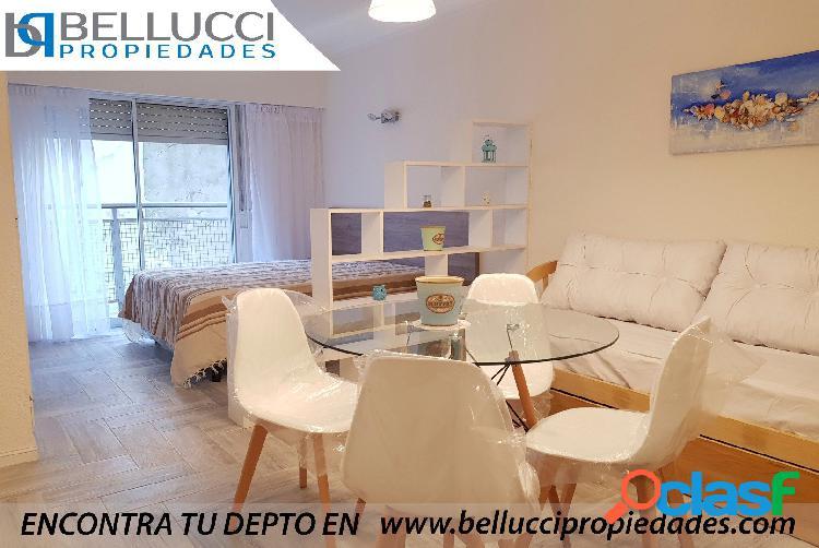 DEPARTAMENTO DE 1 AMB AL LATERAL CON BALCON RECICLADO /