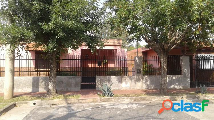 Vendo casa en Barrio Don Bosco