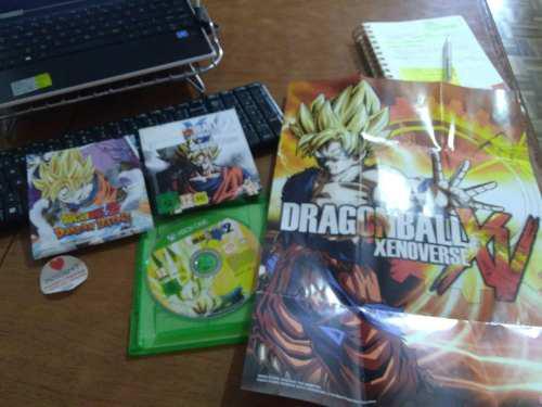 Fisico Dragon Ball Xenoverse 2 Xbox One Juego