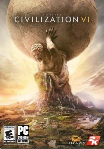 Civilization Vi 6 - Juego Pc Steam - Entrega En El Dia