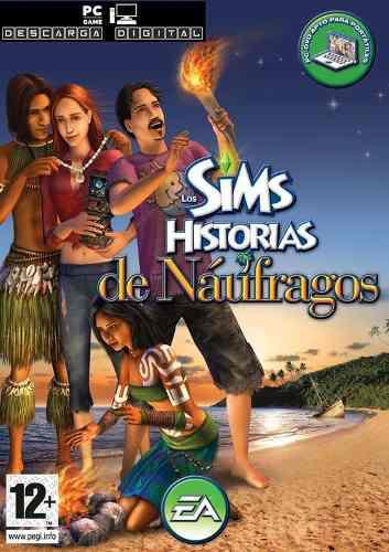 Los Sims Historias De Naufragos Juego Pc Digital Español