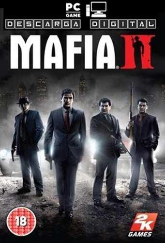Mafia Ii 2 Directors Cut Juego Pc Digital Español Entrega