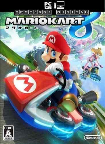Mario Kart 8 Juego Pc Digital Español Entrega Inmediata