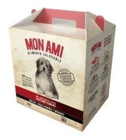 2 Mon Ami Small & Med. X 3 Kg C/u + Envío Gratis!