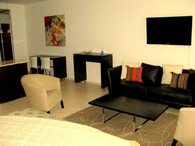 Alquiler Temporal en Barrio Norte - Guemes 3300